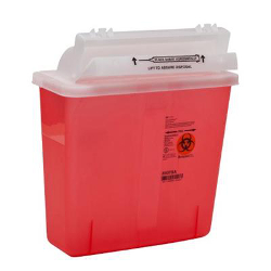Sharps and BioHazard Containers