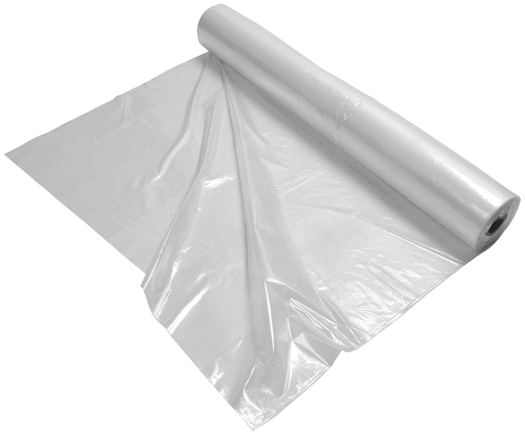 Low Density Equipment Cover on Roll 1ml 28 x 22 x 60 1/CS