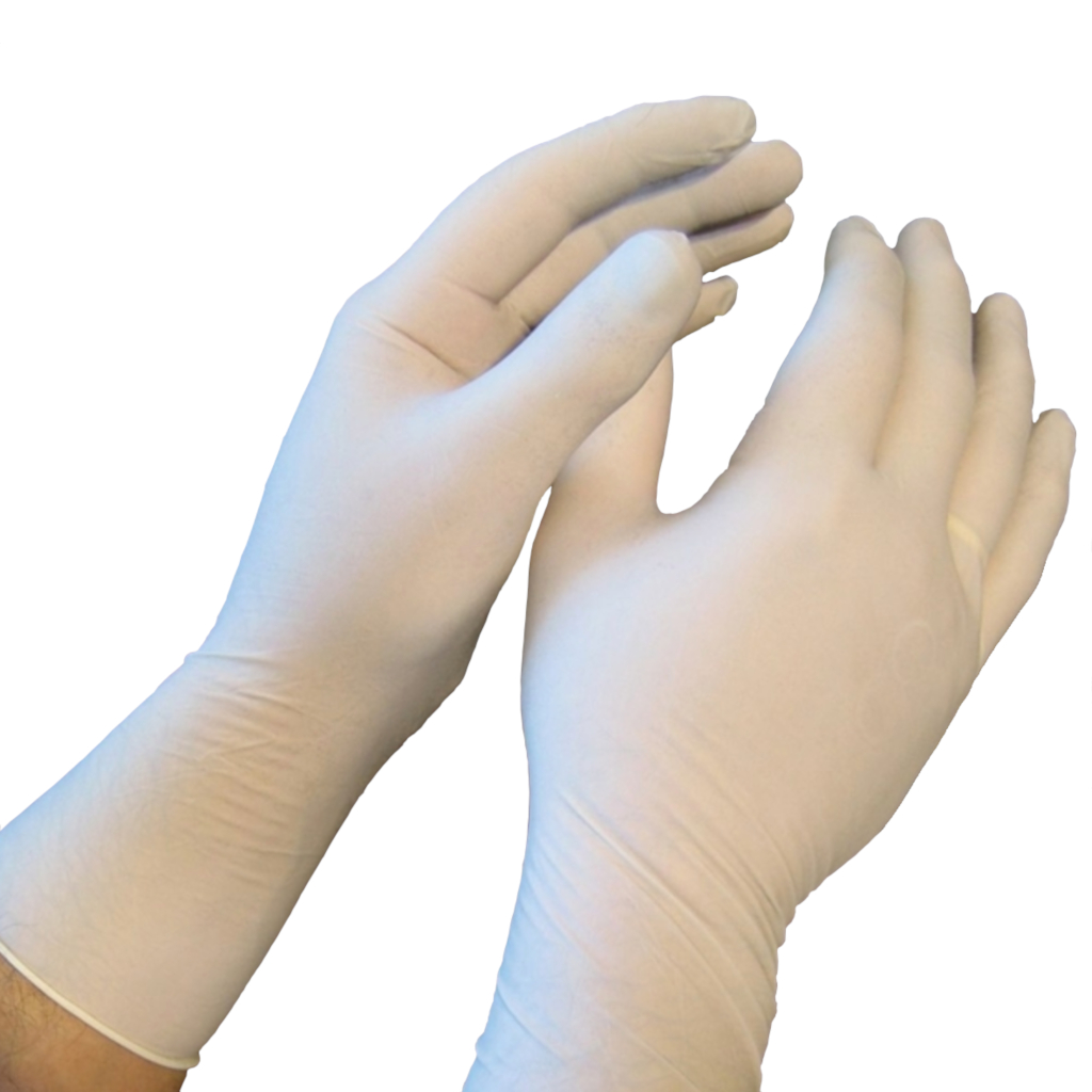 Nitrile Sterile Powder Free Class 100 Gloves - Size 6.5 200 pair/case