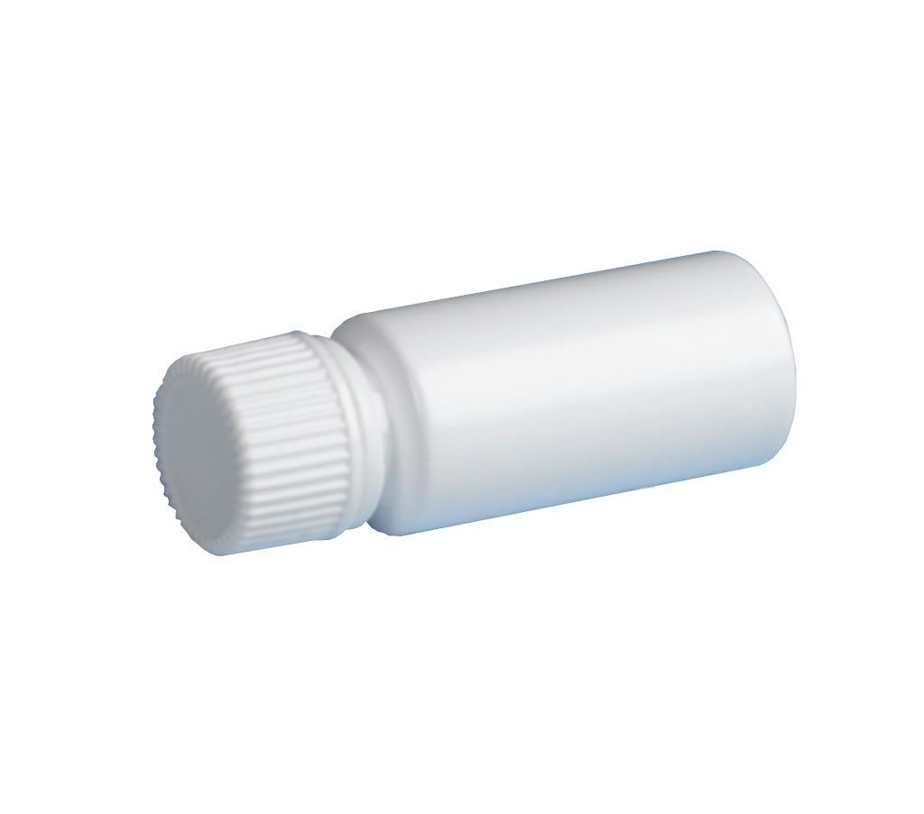 Respiratory Therapy Bottles - Blank