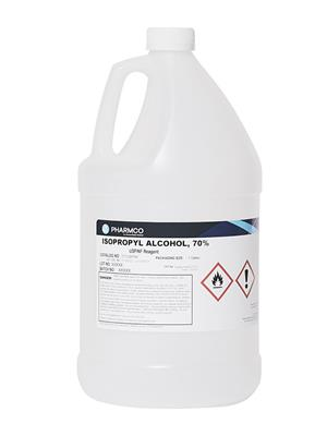 Non-Sterile USP Alcohol 4 1 gallon /case
