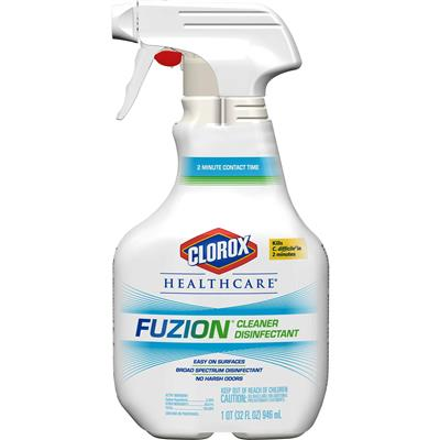 Clorox Fuzion Surface Disinfectant Cleaner 32oz