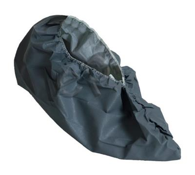 SafeTrack High Traction shoe cover Gray XL 200/case