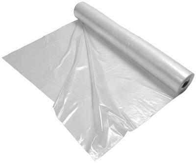 "Low Density Equipment Cover On Roll, General Equipment Cover 61"" x 15"" x 95"" 3mil"