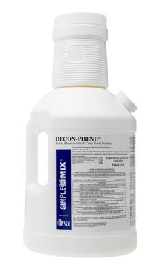 Decon-Phene, SimpleMix 1:128, Sodium Phenol, 1 Gallon