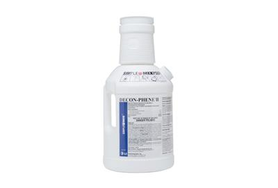 DECON-PHENE II, 1 Gallon SimpleMix, Use Dilution 1:64, Sterile, 4/CS
