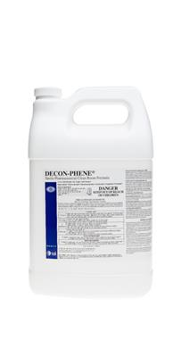 DECON-PHENE Plus, 1 Gallon Concentrate Sterile, 4/CS