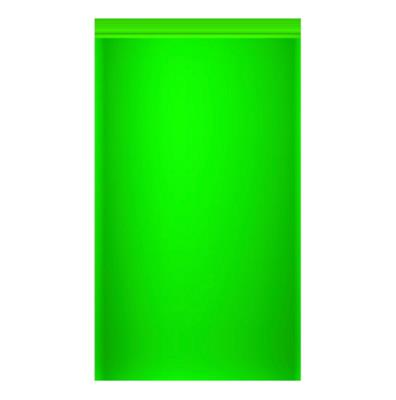 "UVLI-ZIP Bags Green 4"" x 6"" 1000/case"