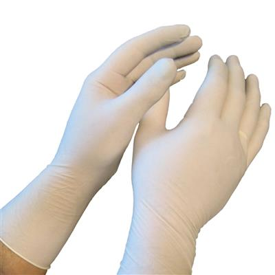 Nitrile Sterile Powder Free Class 100 Gloves - Size 8.5 200 pair/case