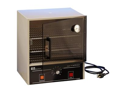 Incubator, 0.7 Cubic Feet, 3 Shelves, Dial Thermometer