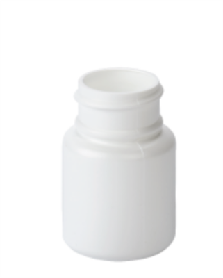 TampAlerT 15ml Natural polyethylene Vials 1000/case