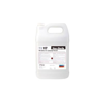70% Isopropanol, Non-Sterile 1 gallon bottles 4 polybottles