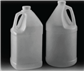 Solution Bottles - Gallon - Square Natural 4/case